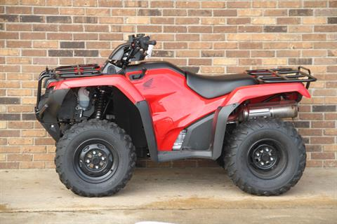 2018 Honda FourTrax Rancher 4x4 DCT IRS in Hendersonville, North Carolina - Photo 1