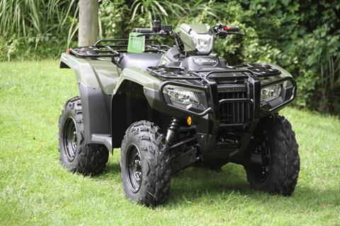 2021 Honda FourTrax Foreman Rubicon 4x4 Automatic DCT EPS in Hendersonville, North Carolina - Photo 6