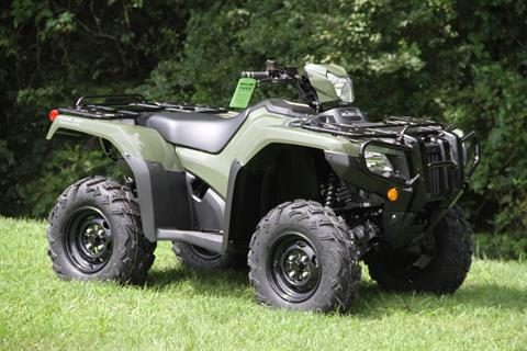 2021 Honda FourTrax Foreman Rubicon 4x4 Automatic DCT EPS in Hendersonville, North Carolina - Photo 8