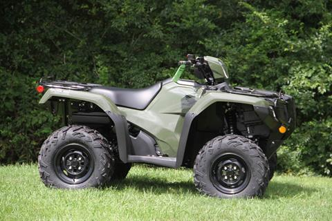 2021 Honda FourTrax Foreman Rubicon 4x4 Automatic DCT EPS in Hendersonville, North Carolina - Photo 10