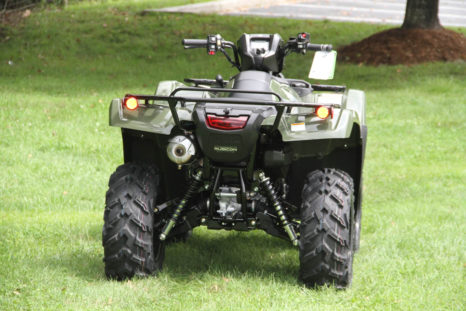 2021 Honda FourTrax Foreman Rubicon 4x4 Automatic DCT EPS in Hendersonville, North Carolina - Photo 16