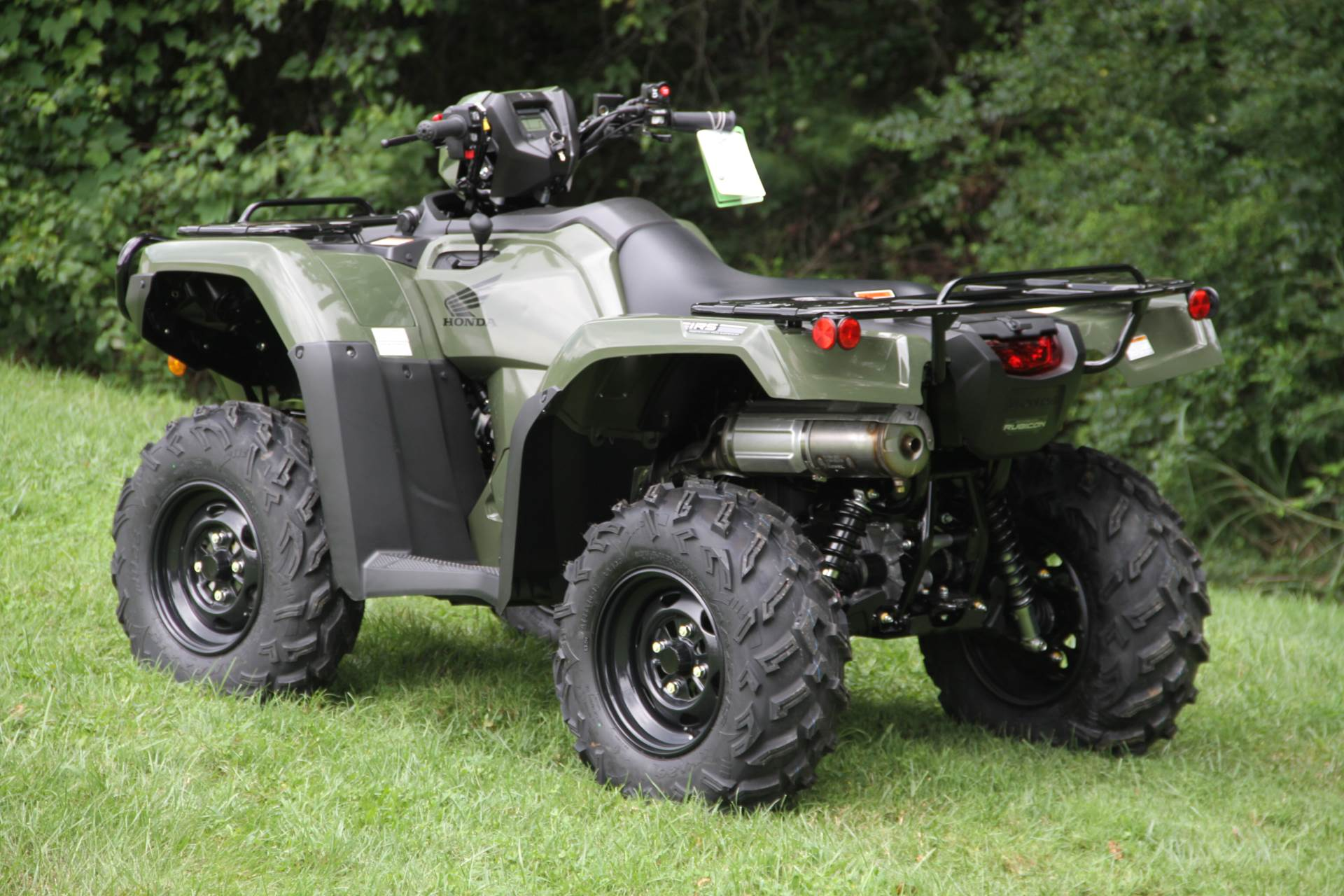 2021 Honda FourTrax Foreman Rubicon 4x4 Automatic DCT EPS in Hendersonville, North Carolina - Photo 19
