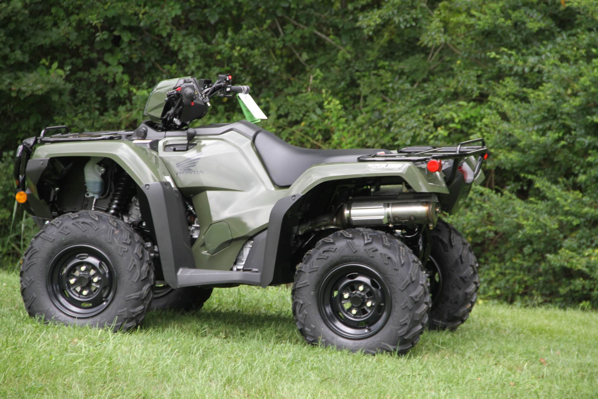 2021 Honda FourTrax Foreman Rubicon 4x4 Automatic DCT EPS in Hendersonville, North Carolina - Photo 21
