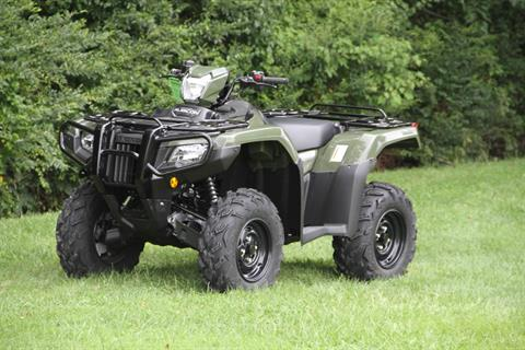 2021 Honda FourTrax Foreman Rubicon 4x4 Automatic DCT EPS in Hendersonville, North Carolina - Photo 29