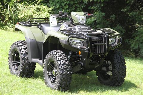 2021 Honda FourTrax Foreman Rubicon 4x4 Automatic DCT EPS in Hendersonville, North Carolina - Photo 36