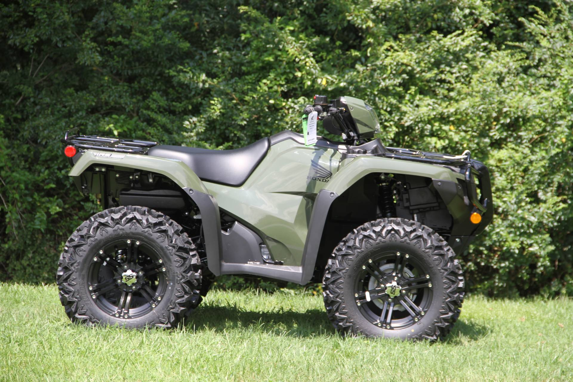 2021 Honda FourTrax Foreman Rubicon 4x4 Automatic DCT EPS in Hendersonville, North Carolina - Photo 41
