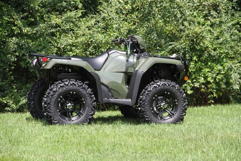 2021 Honda FourTrax Foreman Rubicon 4x4 Automatic DCT EPS in Hendersonville, North Carolina - Photo 42