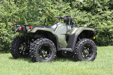 2021 Honda FourTrax Foreman Rubicon 4x4 Automatic DCT EPS in Hendersonville, North Carolina - Photo 43