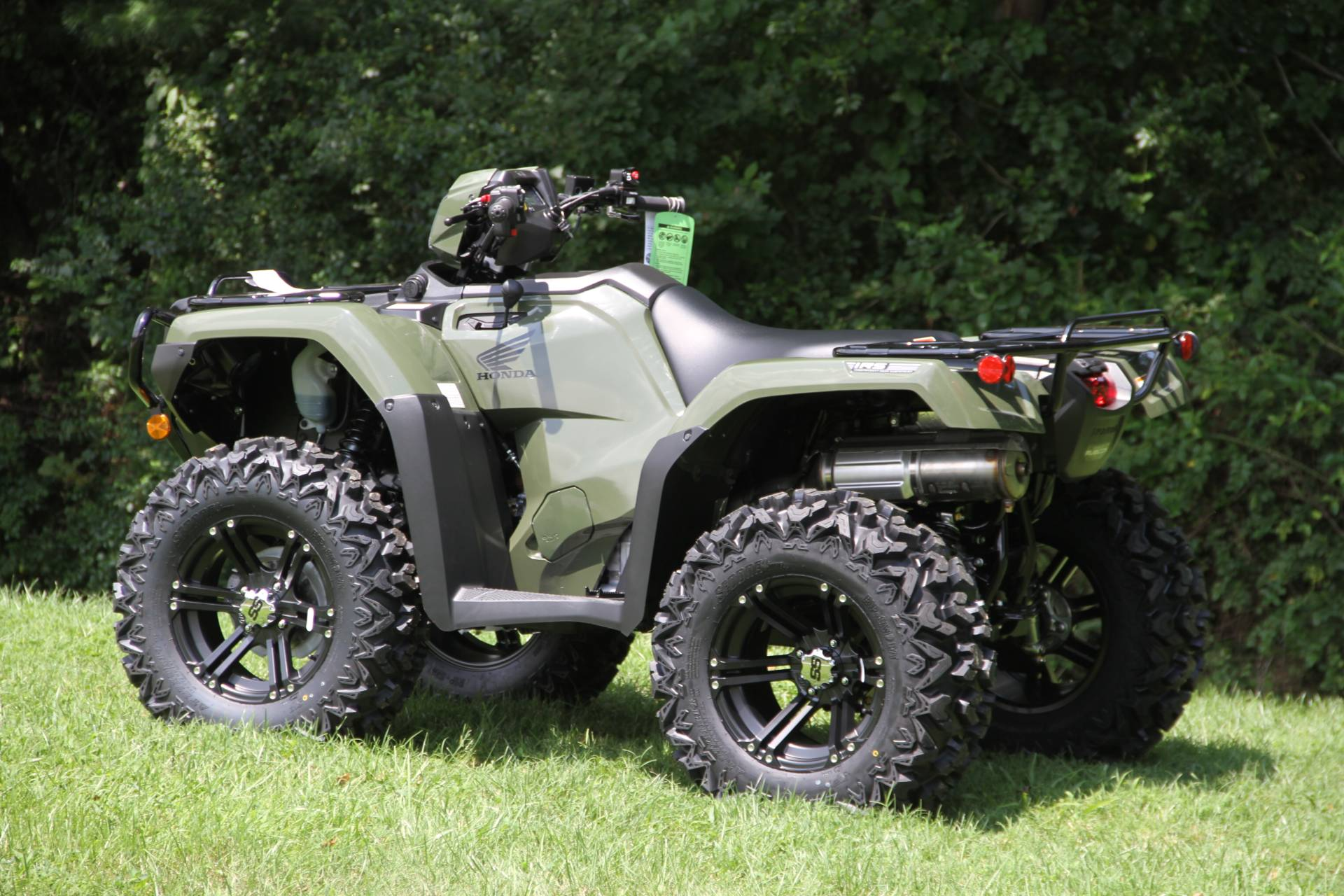 2021 Honda FourTrax Foreman Rubicon 4x4 Automatic DCT EPS in Hendersonville, North Carolina - Photo 50