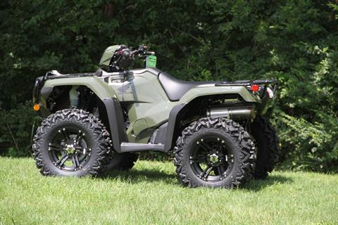 2021 Honda FourTrax Foreman Rubicon 4x4 Automatic DCT EPS in Hendersonville, North Carolina - Photo 51
