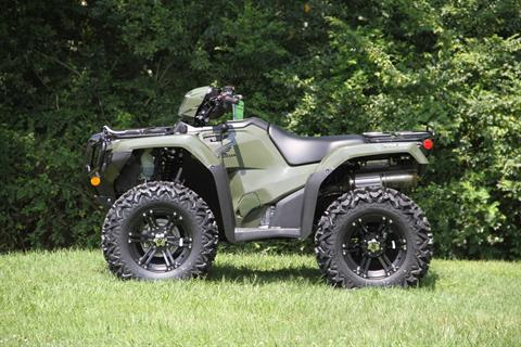 2021 Honda FourTrax Foreman Rubicon 4x4 Automatic DCT EPS in Hendersonville, North Carolina - Photo 52
