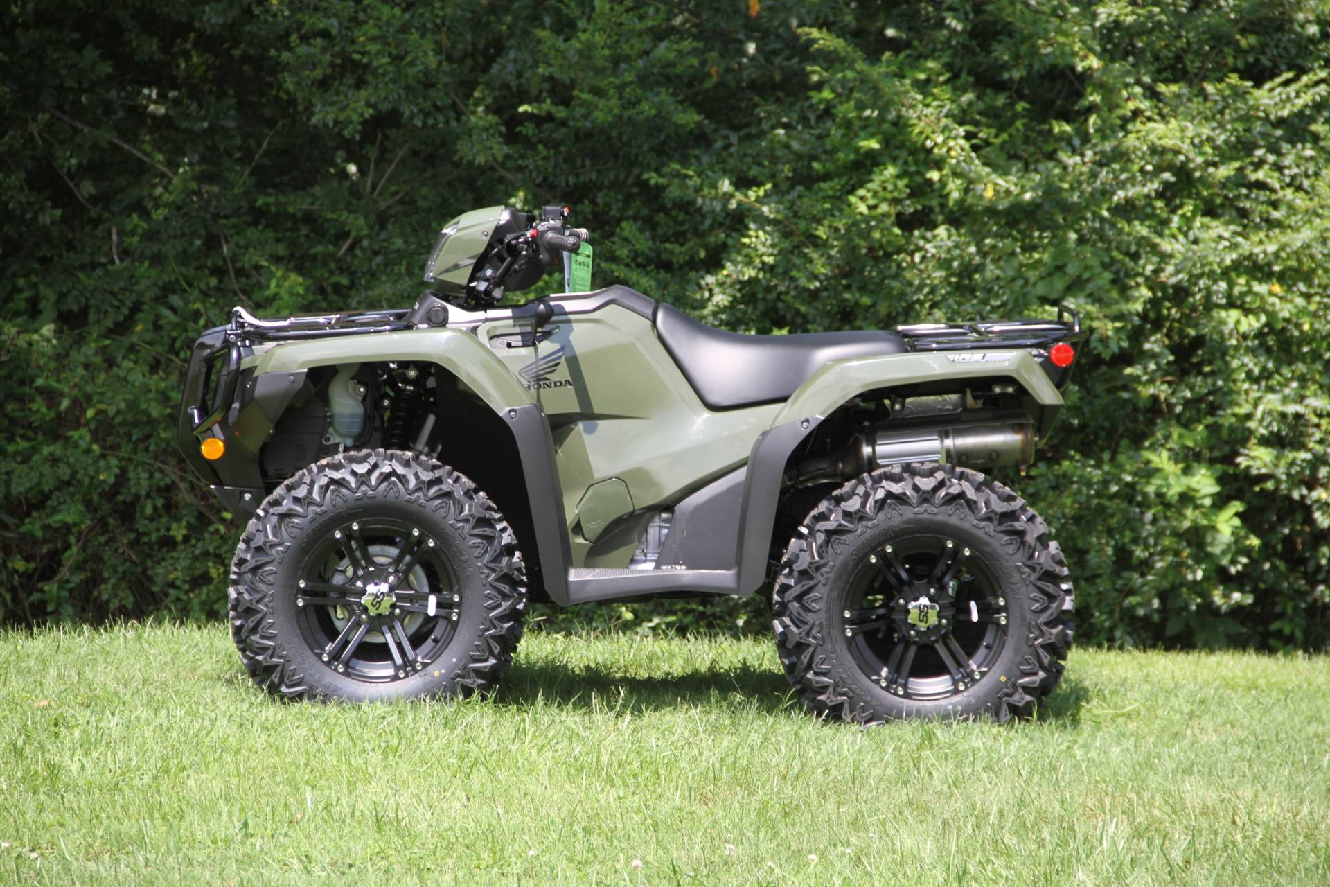 2021 Honda FourTrax Foreman Rubicon 4x4 Automatic DCT EPS in Hendersonville, North Carolina - Photo 53