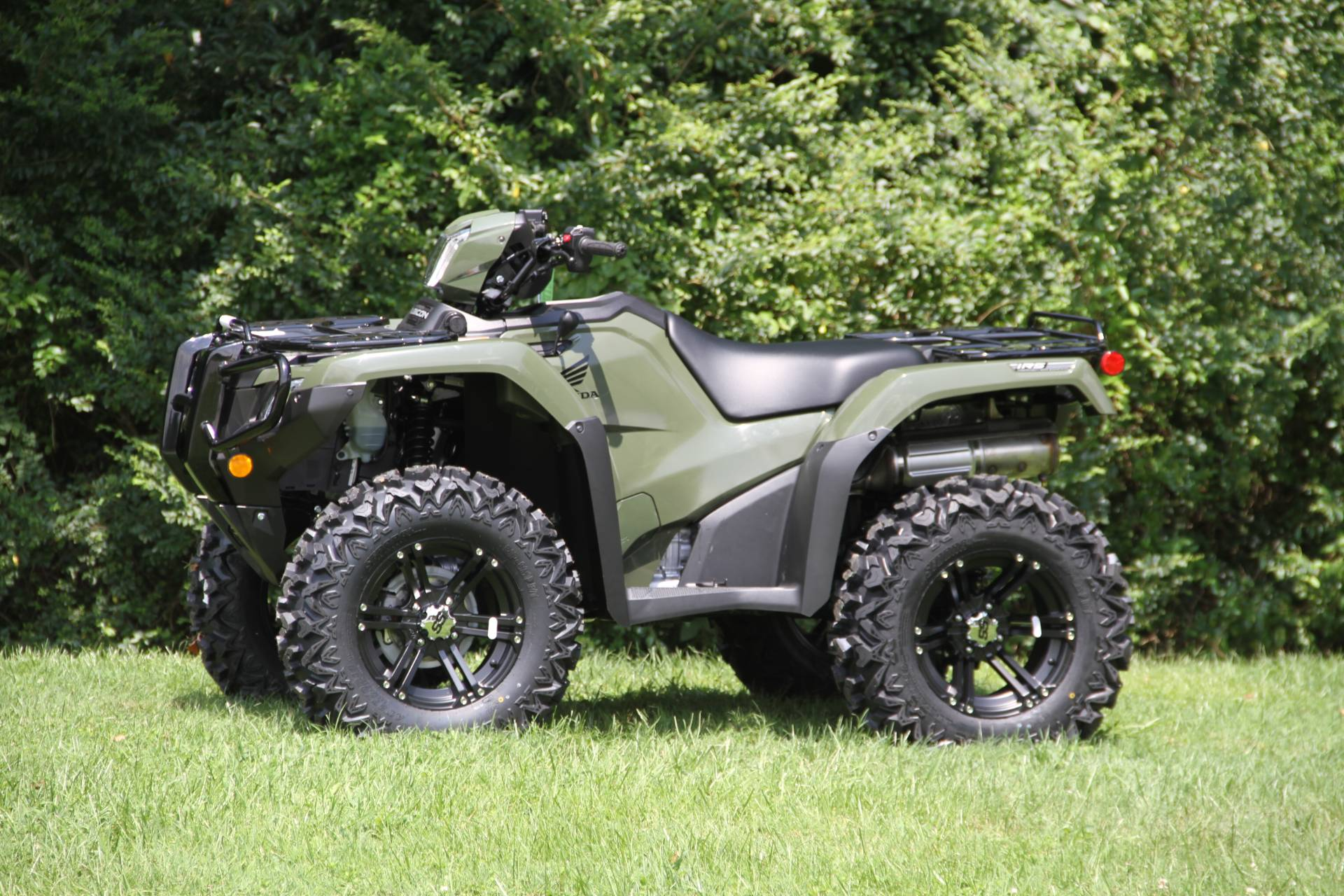 2021 Honda FourTrax Foreman Rubicon 4x4 Automatic DCT EPS in Hendersonville, North Carolina - Photo 54
