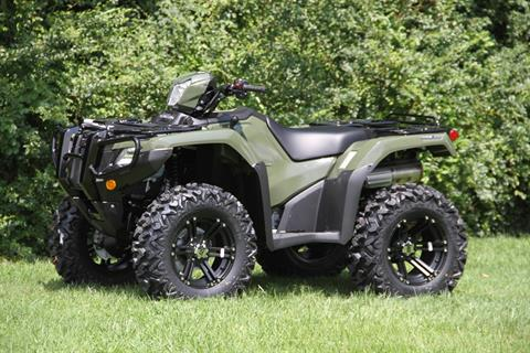 2021 Honda FourTrax Foreman Rubicon 4x4 Automatic DCT EPS in Hendersonville, North Carolina - Photo 55
