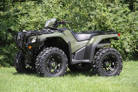 2021 Honda FourTrax Foreman Rubicon 4x4 Automatic DCT EPS in Hendersonville, North Carolina - Photo 56