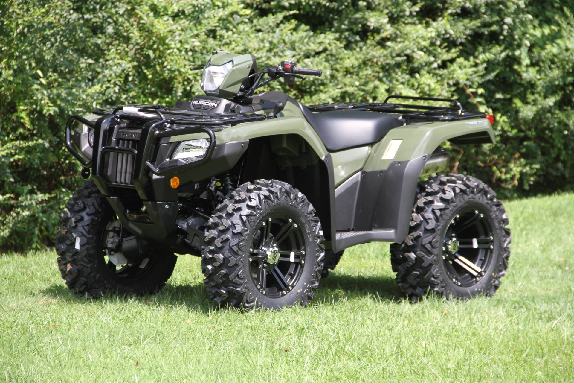 2021 Honda FourTrax Foreman Rubicon 4x4 Automatic DCT EPS in Hendersonville, North Carolina - Photo 57