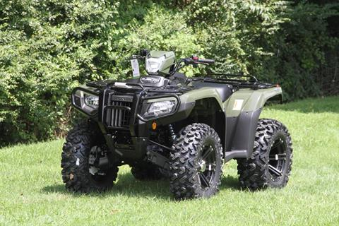 2021 Honda FourTrax Foreman Rubicon 4x4 Automatic DCT EPS in Hendersonville, North Carolina - Photo 58