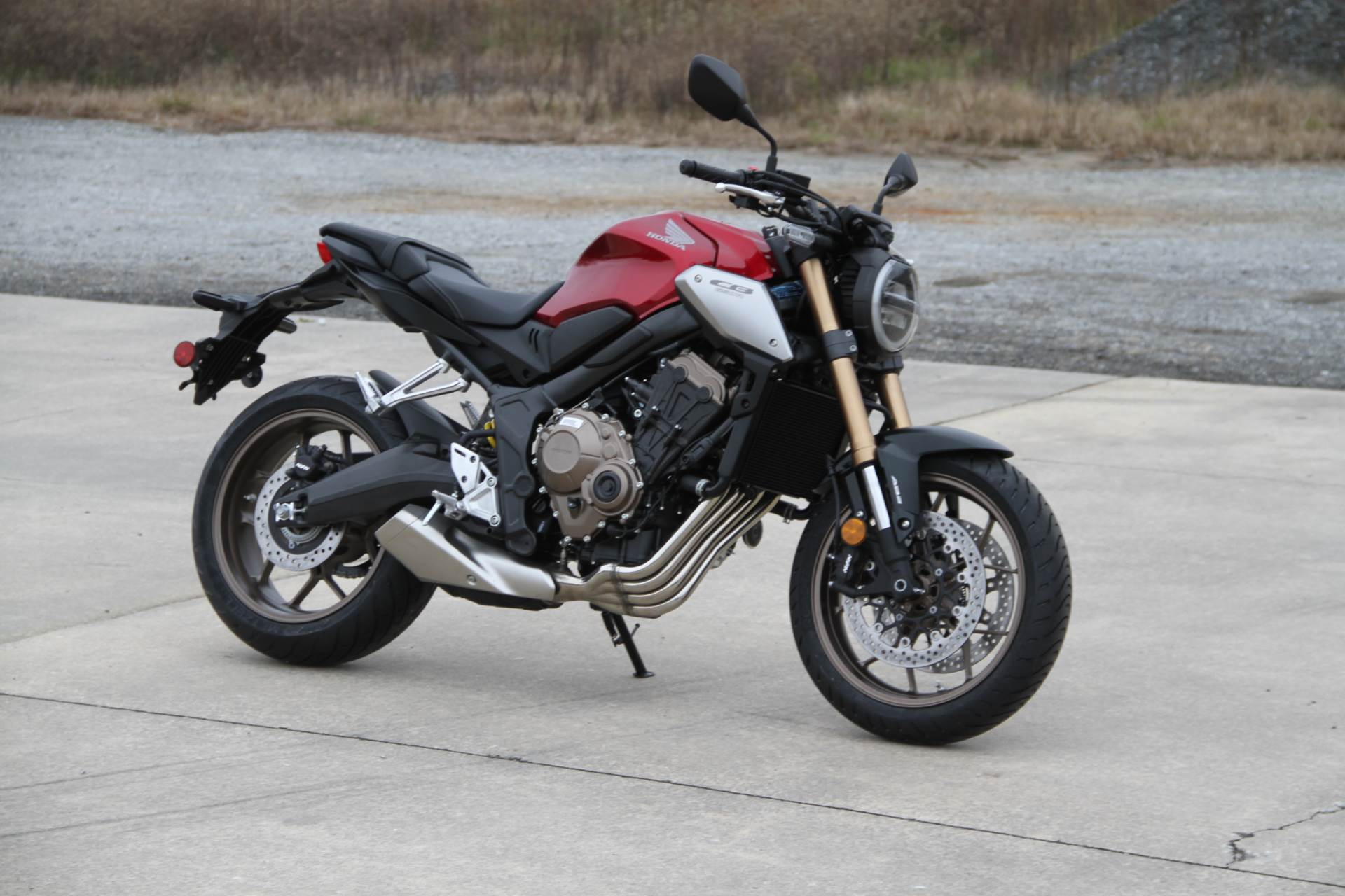 2020 Honda CB650R ABS in Hendersonville, North Carolina - Photo 5