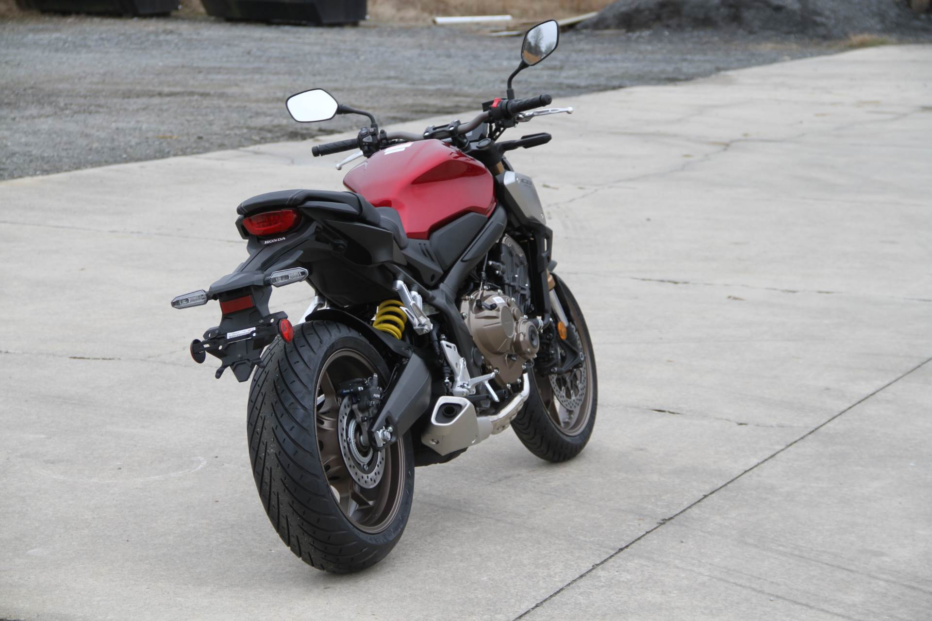 2020 Honda CB650R ABS in Hendersonville, North Carolina - Photo 9