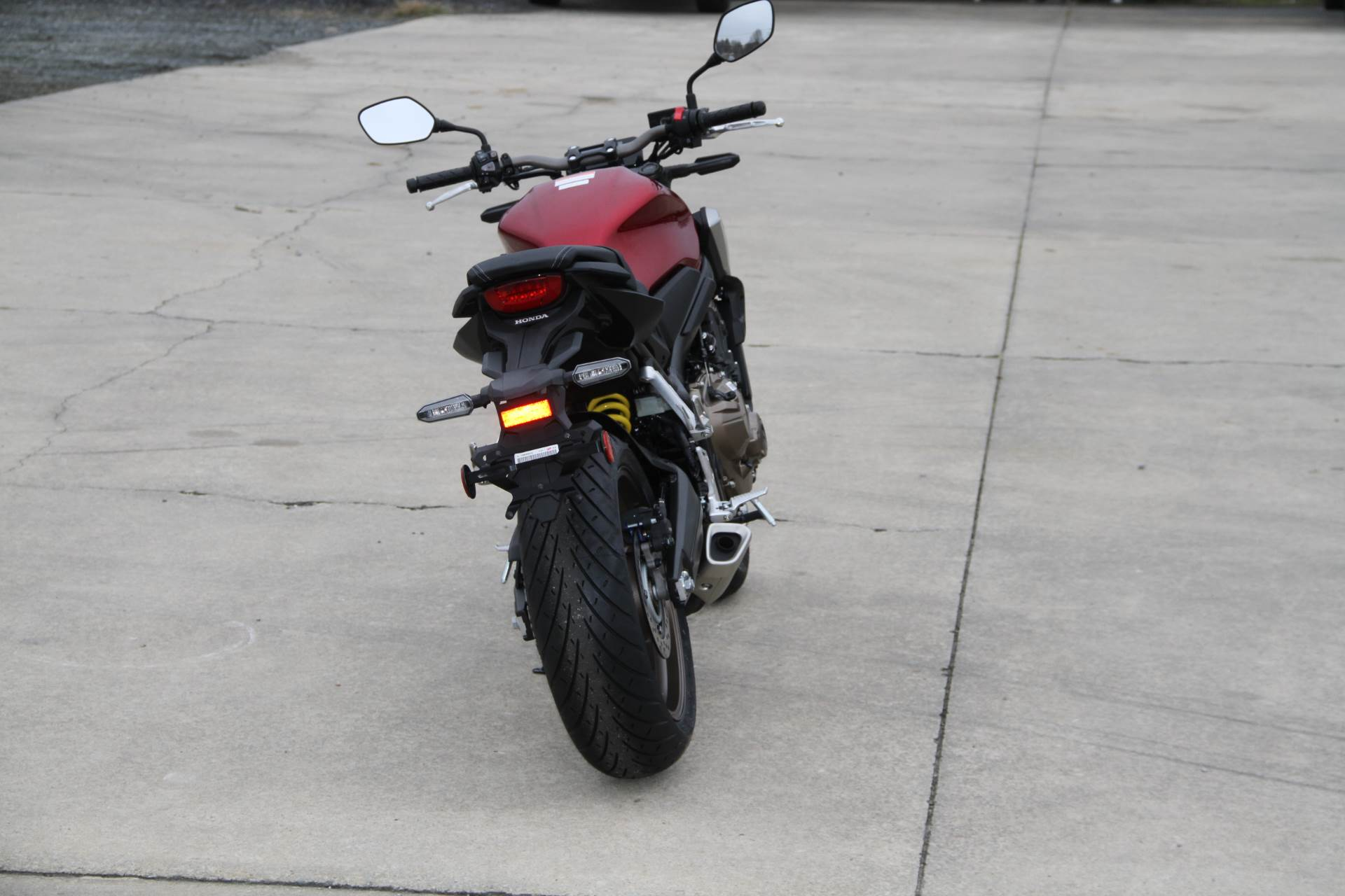 2020 Honda CB650R ABS in Hendersonville, North Carolina - Photo 10