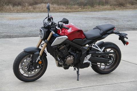 2020 Honda CB650R ABS in Hendersonville, North Carolina - Photo 3