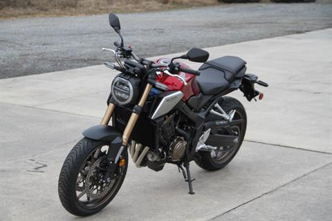 2020 Honda CB650R ABS in Hendersonville, North Carolina - Photo 16