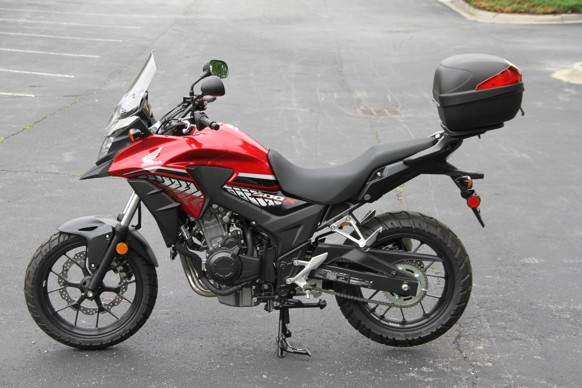 2017 Honda CB500X in Hendersonville, North Carolina