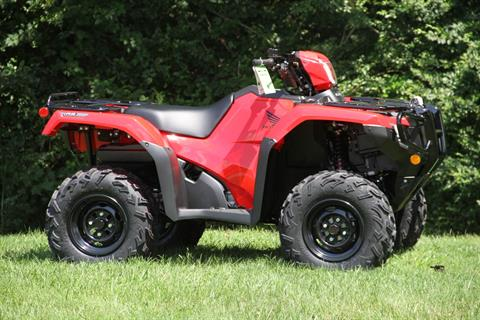2021 Honda FourTrax Foreman Rubicon 4x4 Automatic DCT in Hendersonville, North Carolina - Photo 1