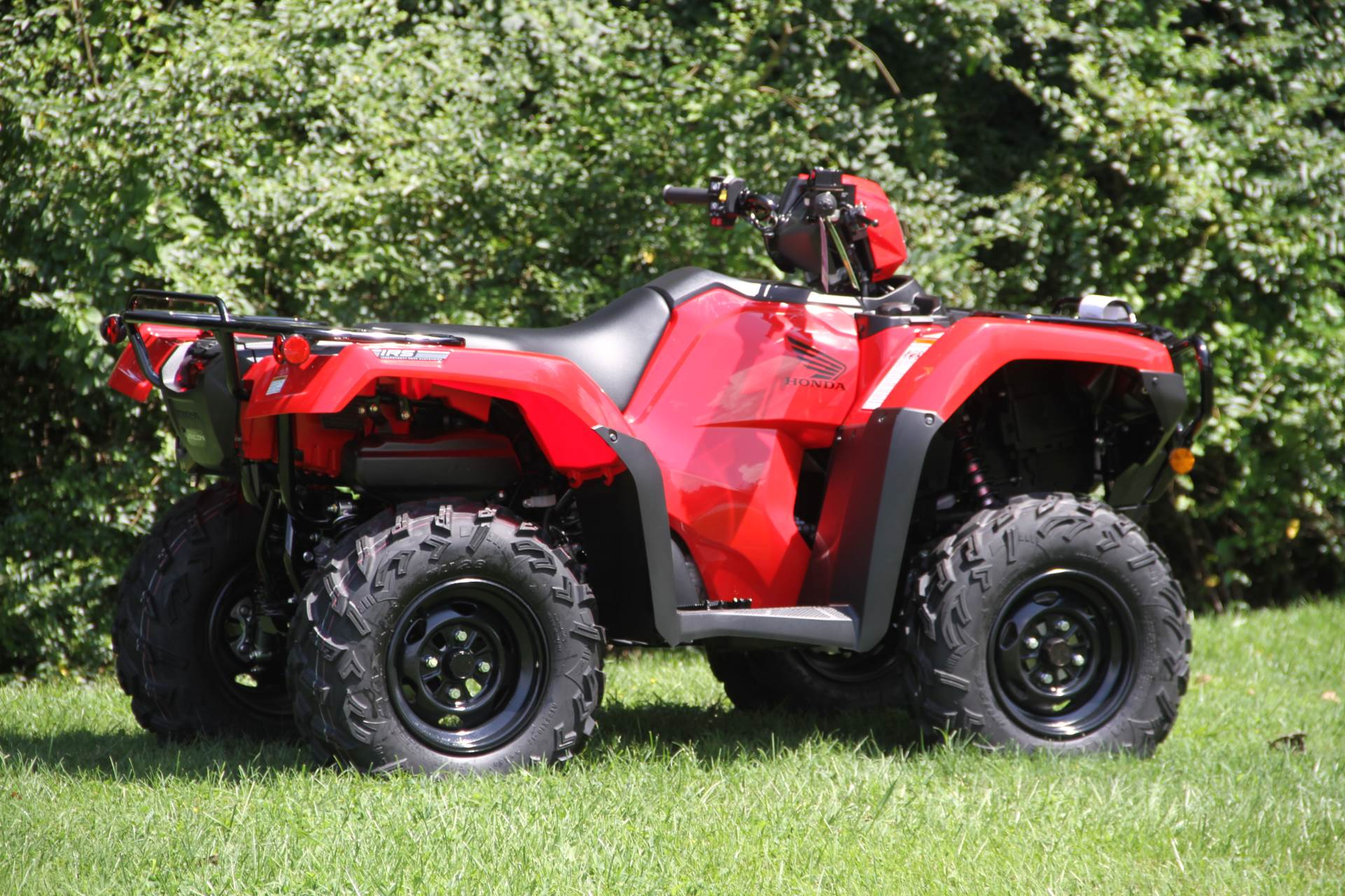 2021 Honda FourTrax Foreman Rubicon 4x4 Automatic DCT in Hendersonville, North Carolina - Photo 2