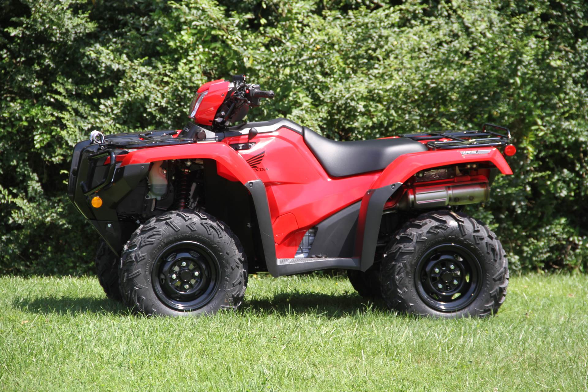 2021 Honda FourTrax Foreman Rubicon 4x4 Automatic DCT in Hendersonville, North Carolina - Photo 4