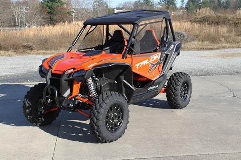 2021 Honda Talon 1000X in Hendersonville, North Carolina - Photo 2