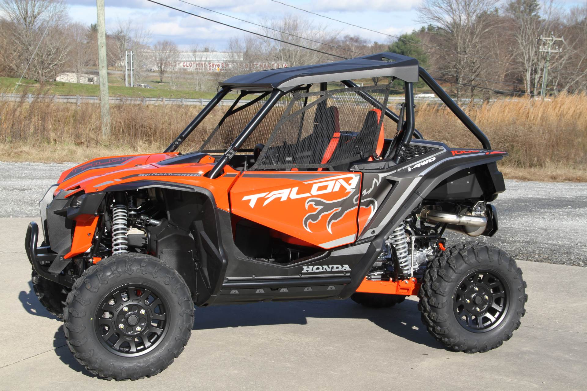 2021 Honda Talon 1000X in Hendersonville, North Carolina - Photo 1