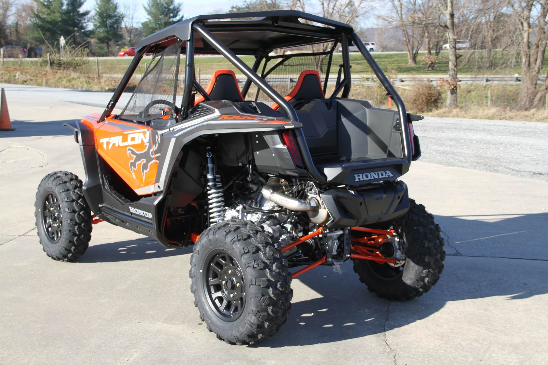 2021 Honda Talon 1000X in Hendersonville, North Carolina - Photo 4