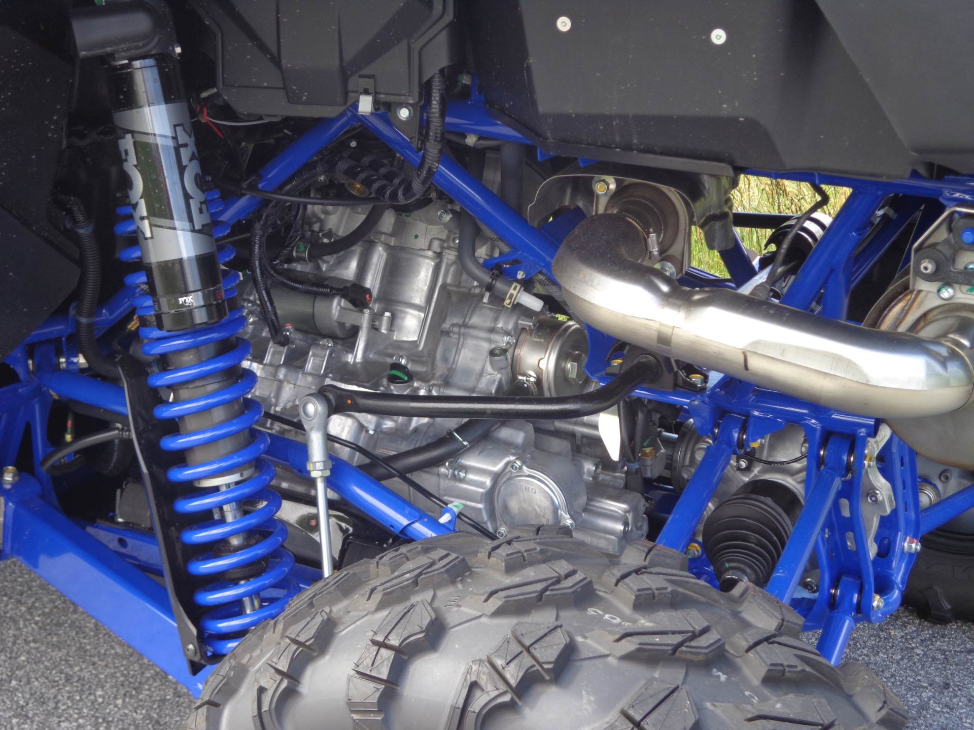 2021 Honda Talon 1000R FOX Live Valve in Hendersonville, North Carolina - Photo 8