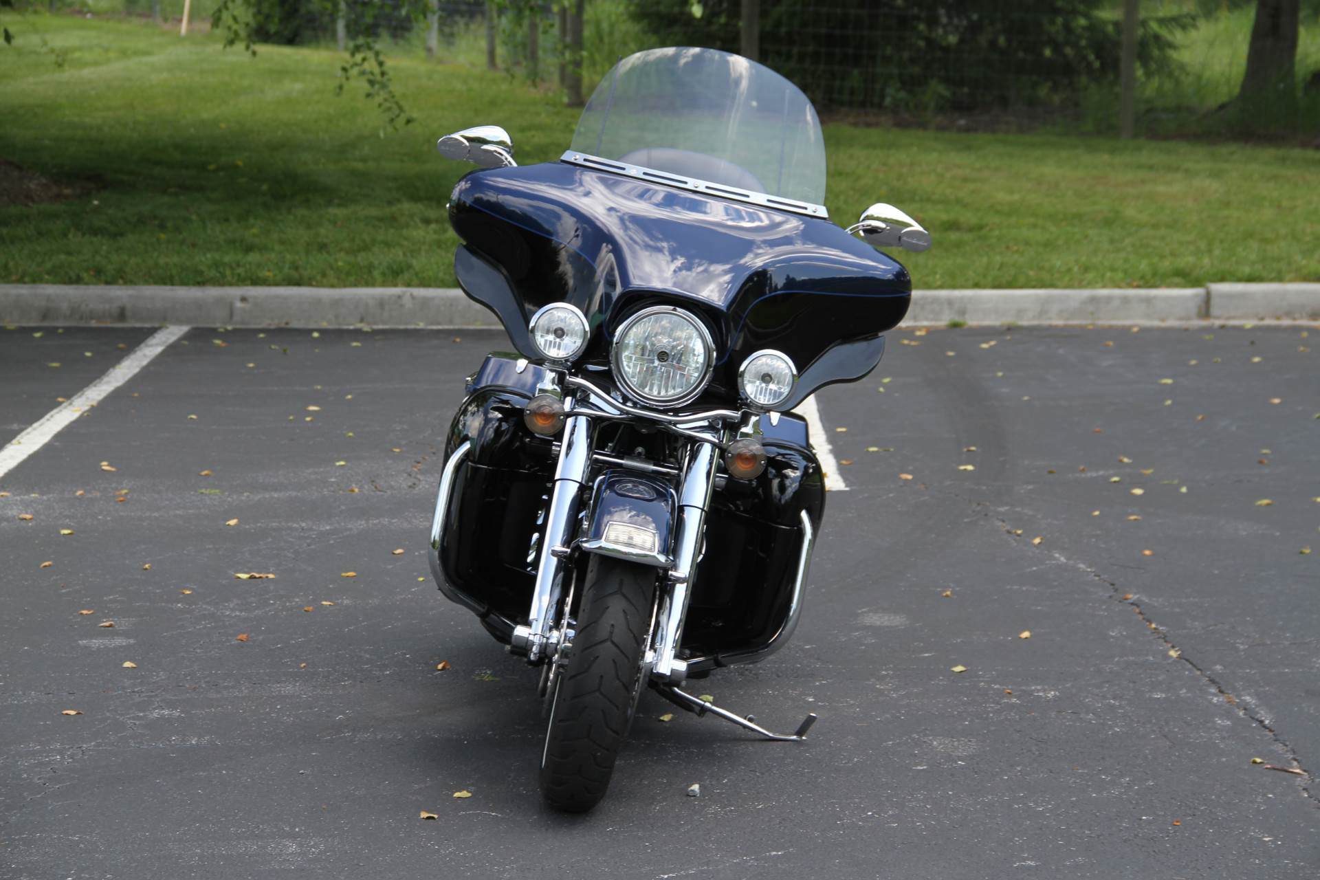 2012 Harley-Davidson Electra Glide® Ultra Limited in Hendersonville, North Carolina