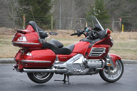 2008 Honda Gold Wing® Audio Comfort Navi in Hendersonville, North Carolina