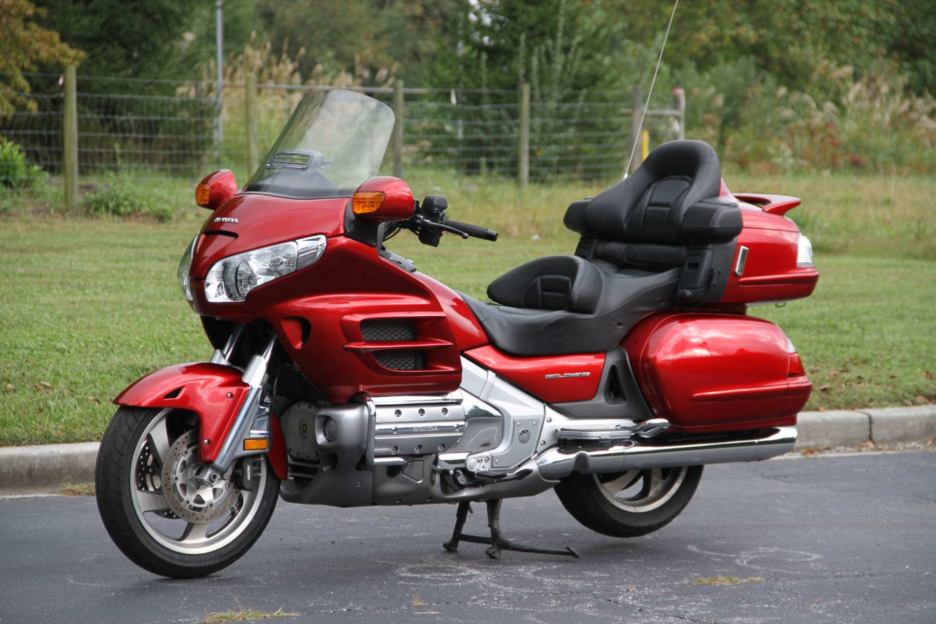 2008 Honda Gold Wing® Audio Comfort Navi in Hendersonville, North Carolina - Photo 3