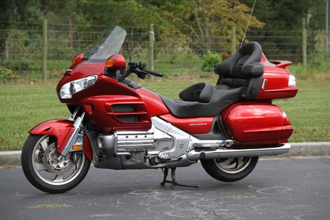2008 Honda Gold Wing® Audio Comfort Navi in Hendersonville, North Carolina - Photo 1