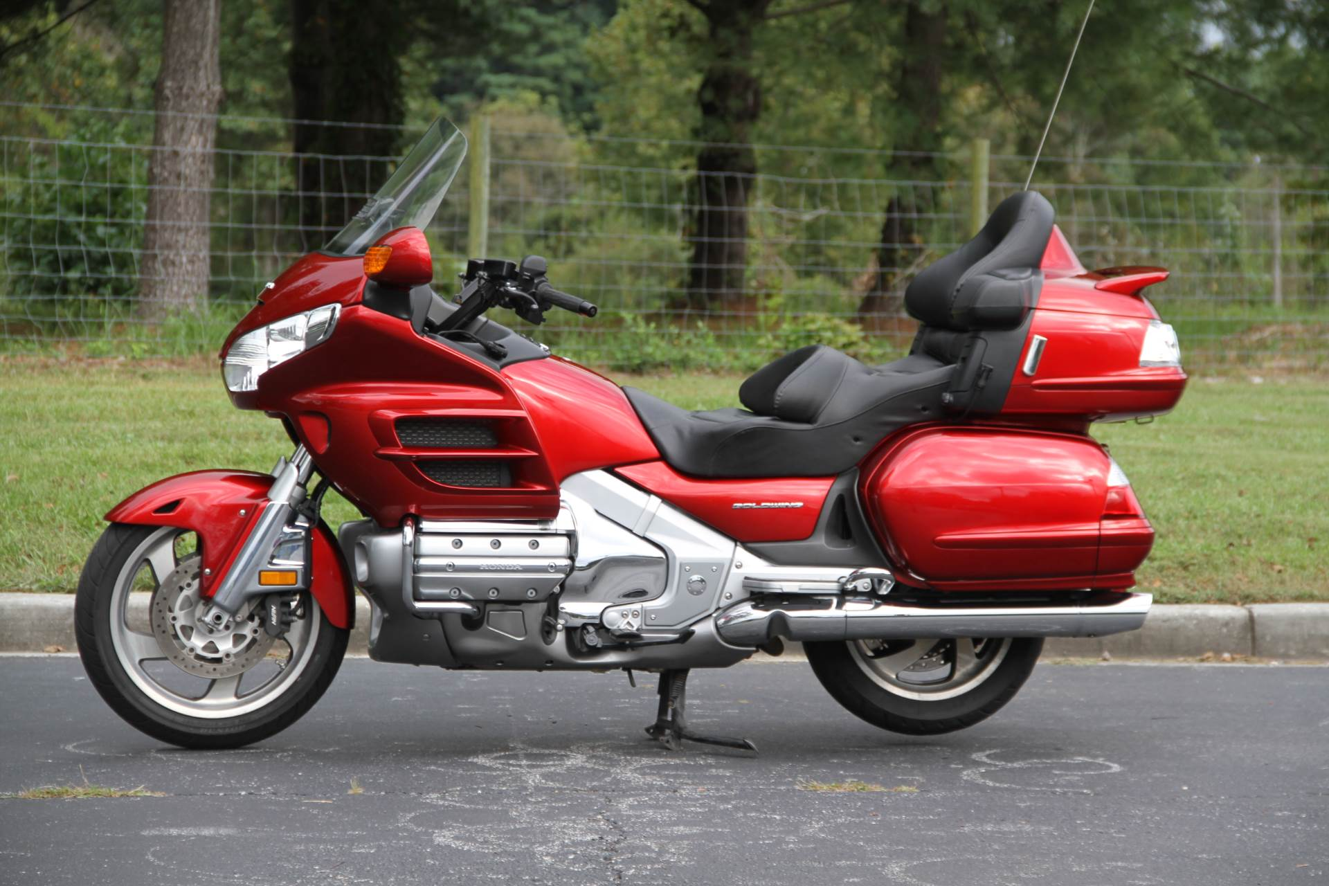 2008 Honda Gold Wing® Audio Comfort Navi in Hendersonville, North Carolina - Photo 4