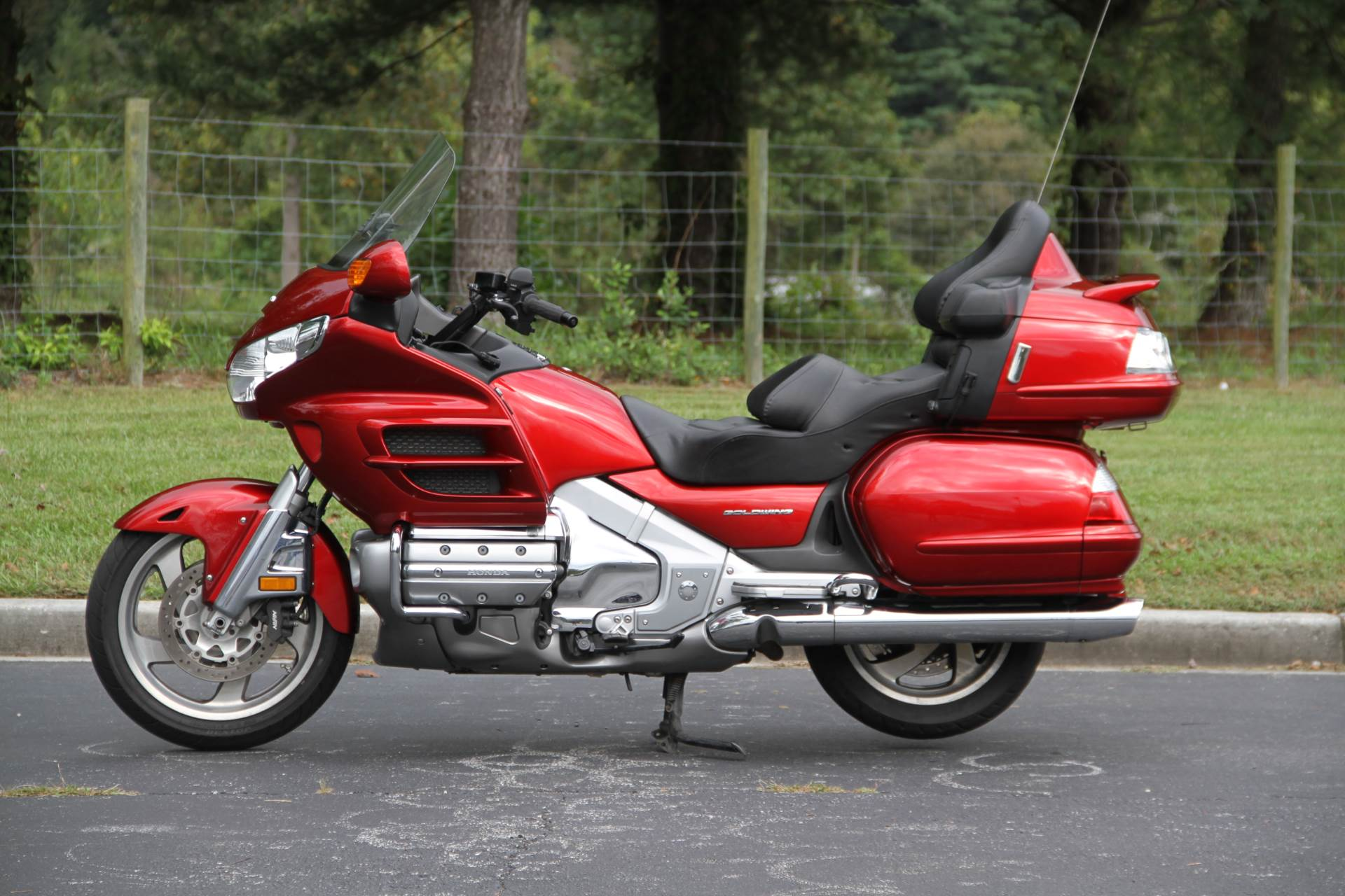 2008 Honda Gold Wing® Audio Comfort Navi in Hendersonville, North Carolina - Photo 5
