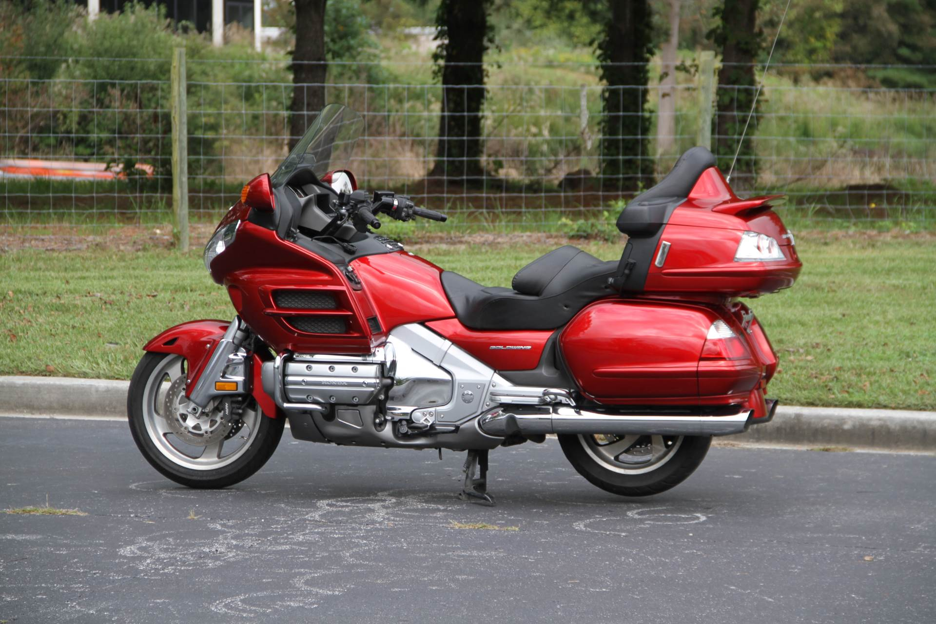 2008 Honda Gold Wing® Audio Comfort Navi in Hendersonville, North Carolina - Photo 6