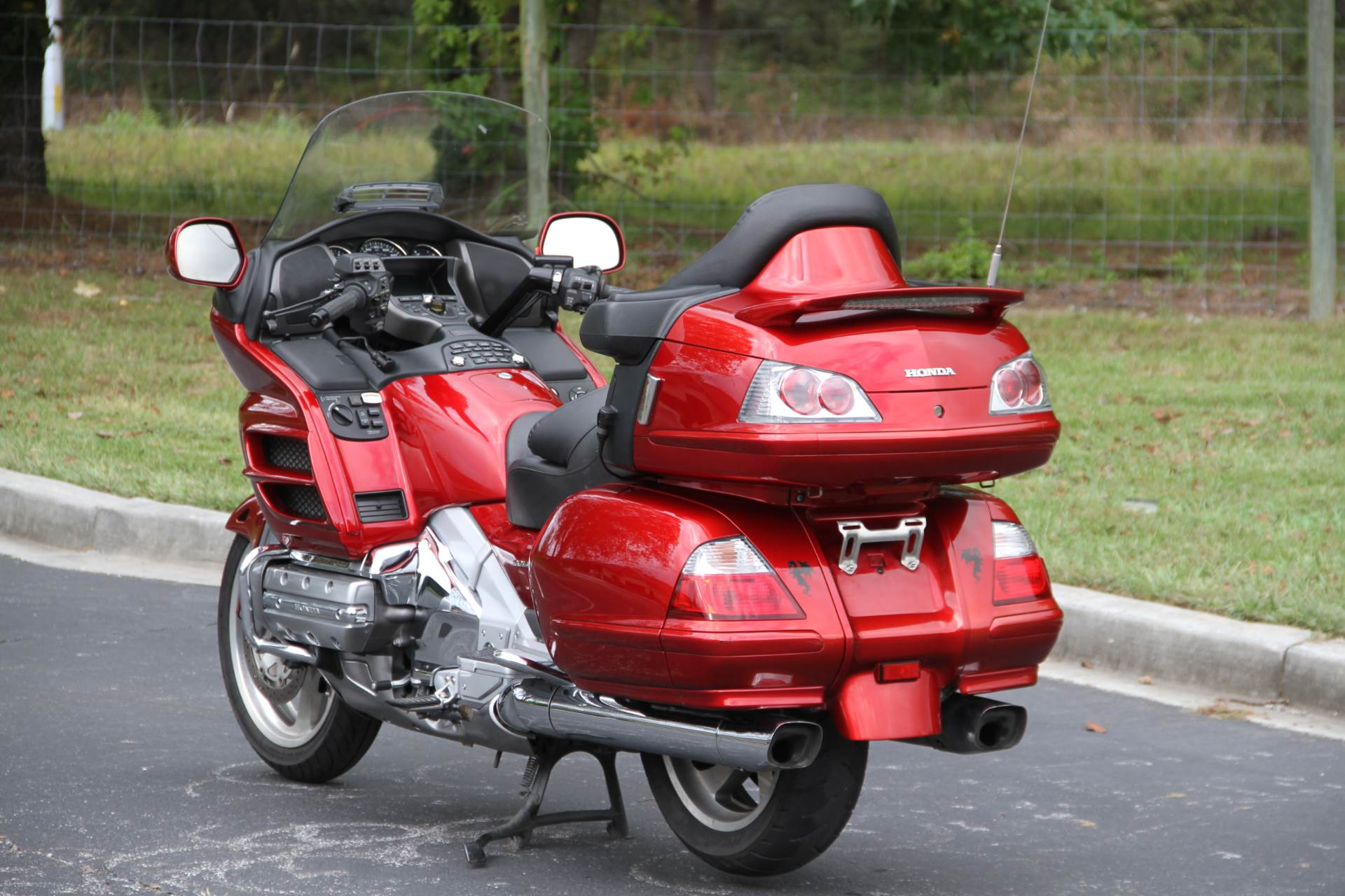2008 Honda Gold Wing® Audio Comfort Navi in Hendersonville, North Carolina - Photo 10