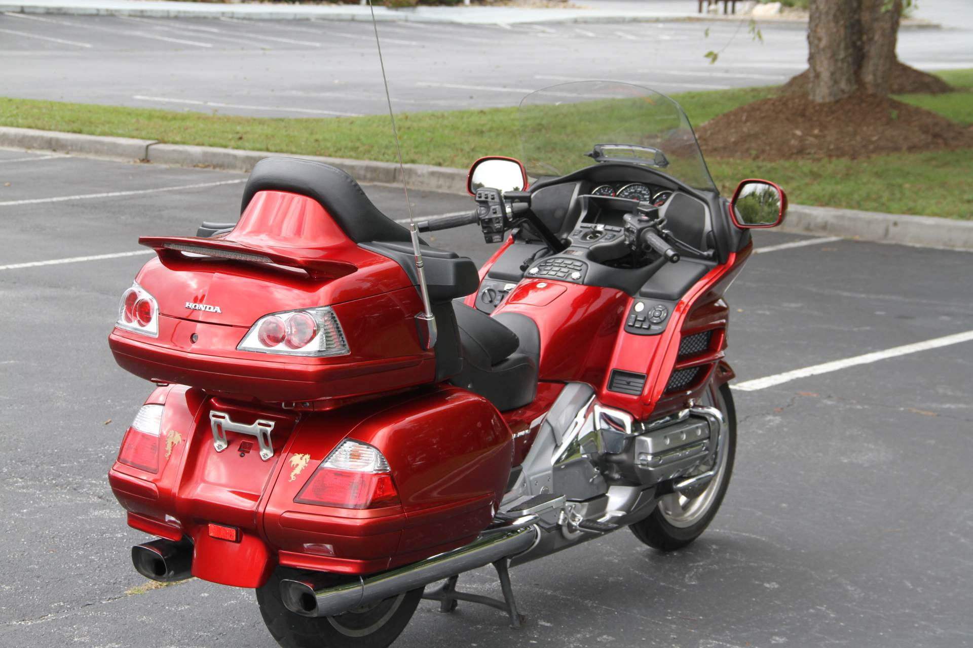 2008 Honda Gold Wing® Audio Comfort Navi in Hendersonville, North Carolina - Photo 14
