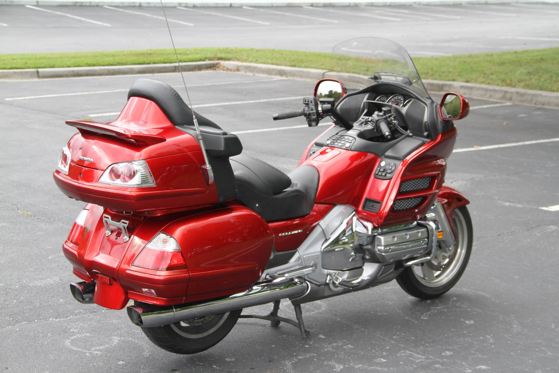 2008 Honda Gold Wing® Audio Comfort Navi in Hendersonville, North Carolina - Photo 15