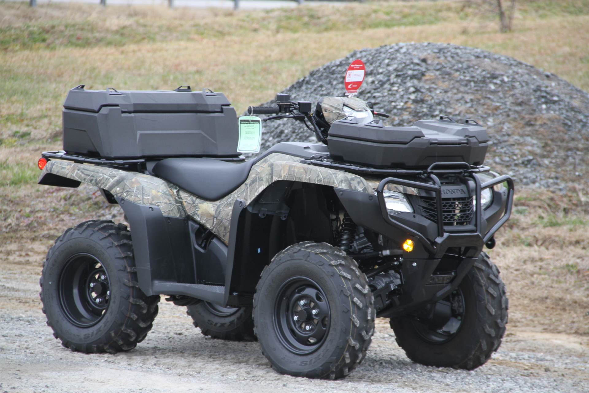 2020 Honda FourTrax Rancher 4x4 in Hendersonville, North Carolina - Photo 5
