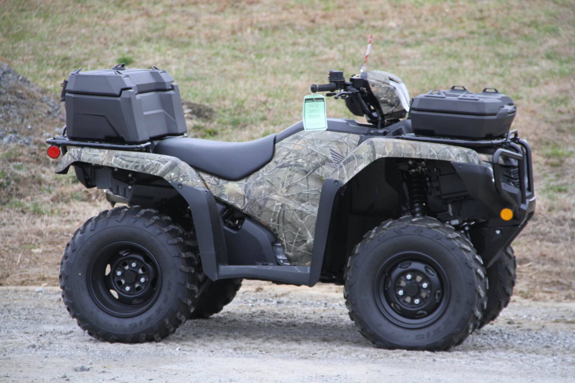 2020 Honda FourTrax Rancher 4x4 in Hendersonville, North Carolina - Photo 1