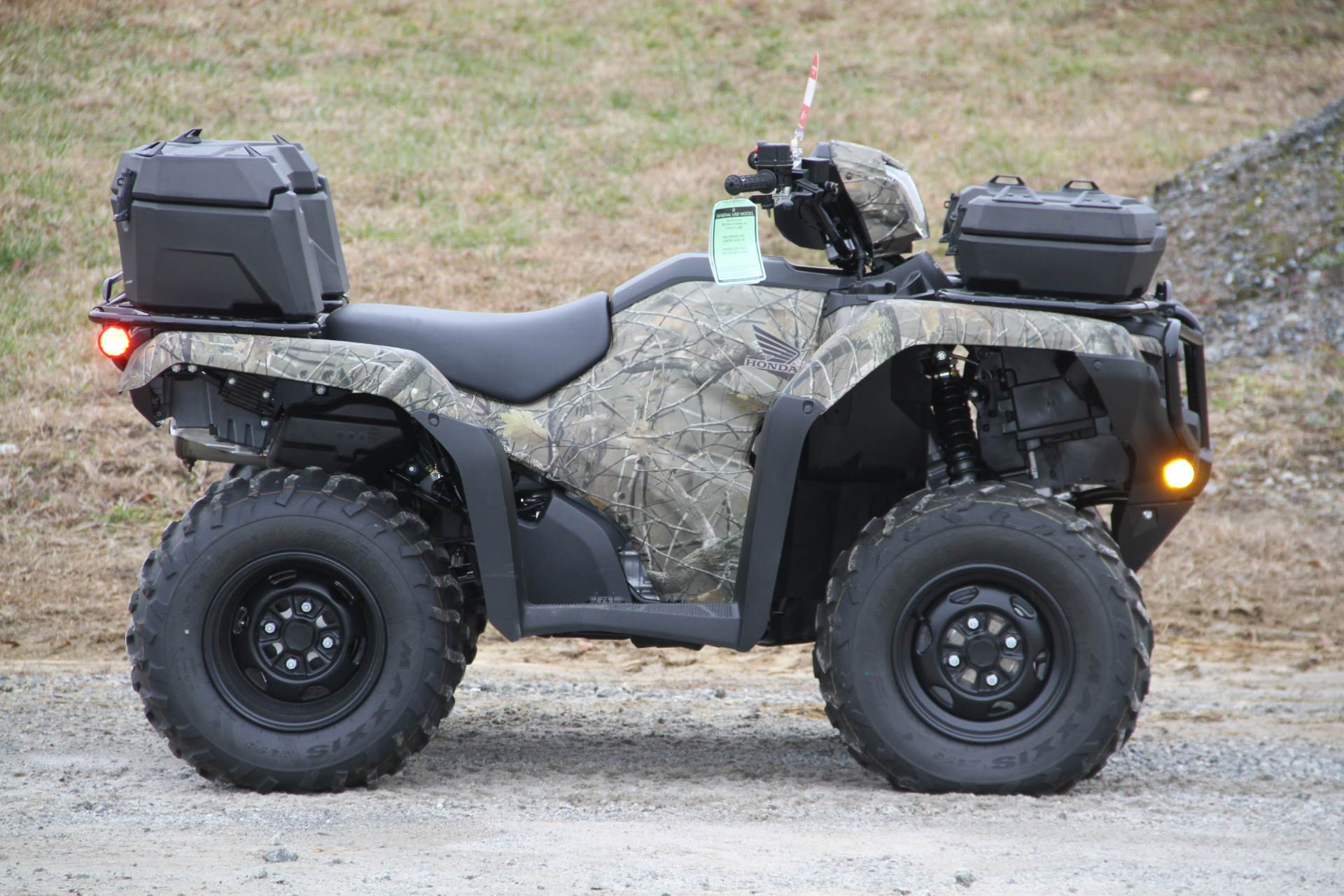 2020 Honda FourTrax Rancher 4x4 in Hendersonville, North Carolina - Photo 8