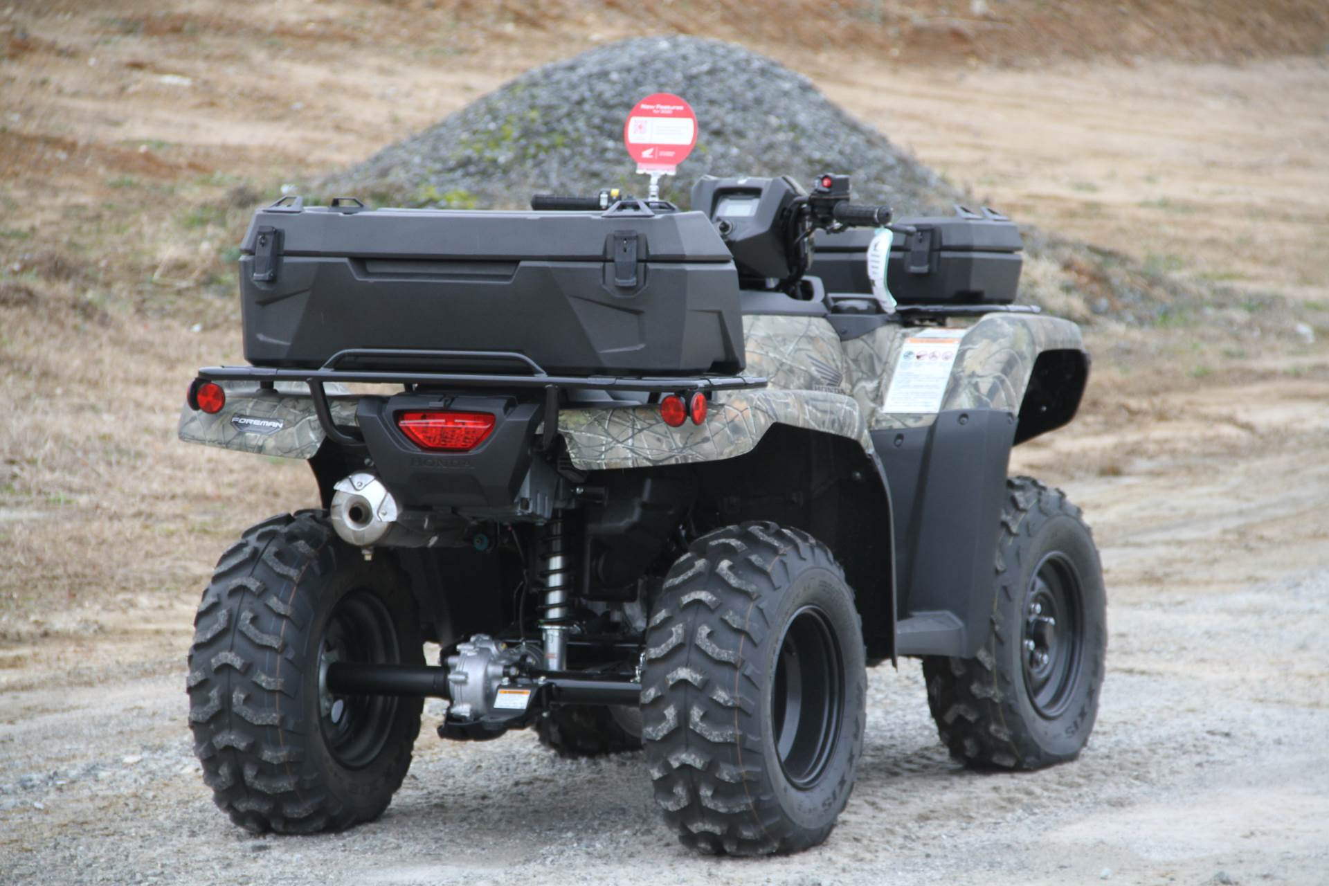2020 Honda FourTrax Rancher 4x4 in Hendersonville, North Carolina - Photo 13
