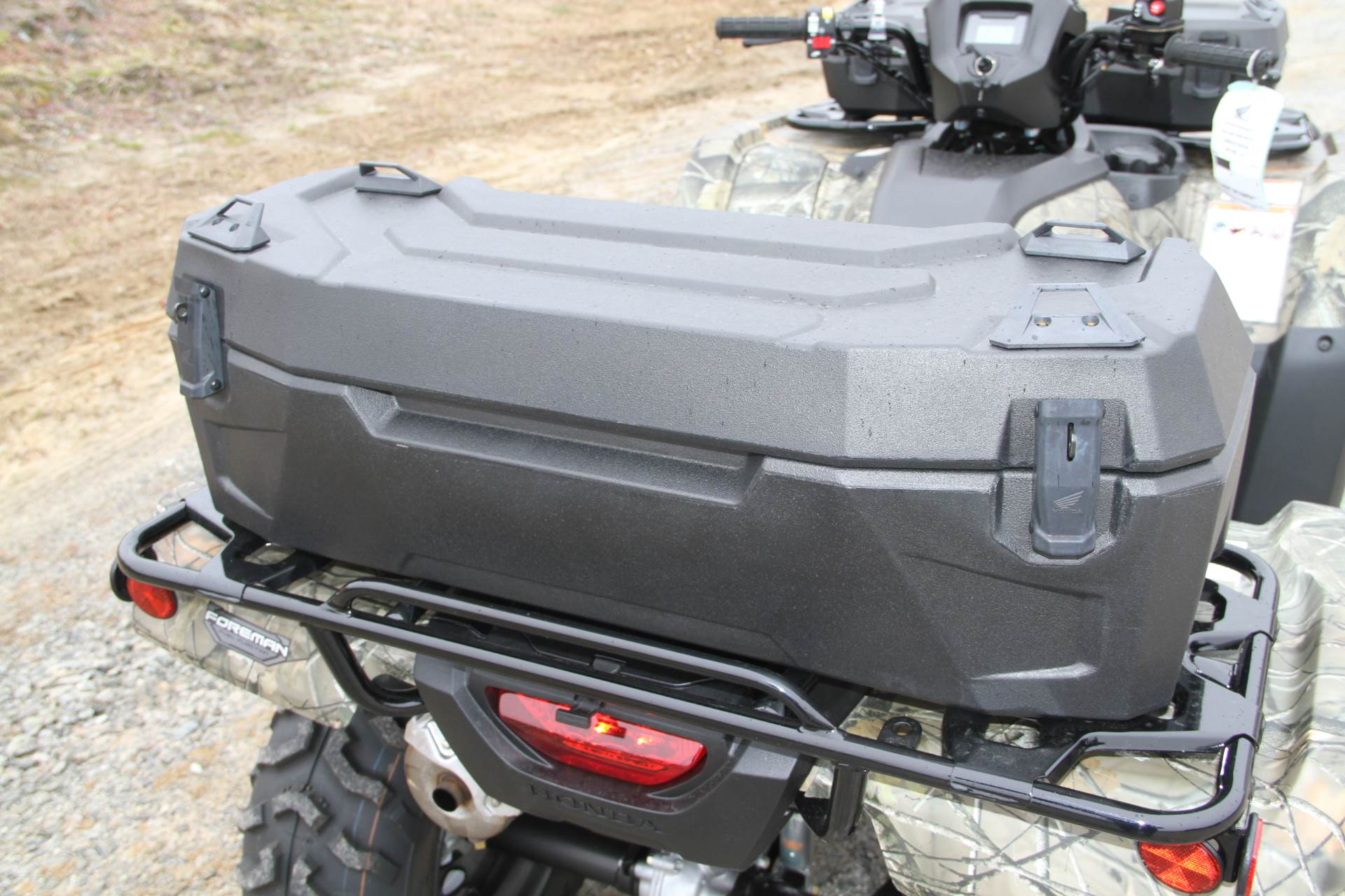2020 Honda FourTrax Rancher 4x4 in Hendersonville, North Carolina - Photo 15
