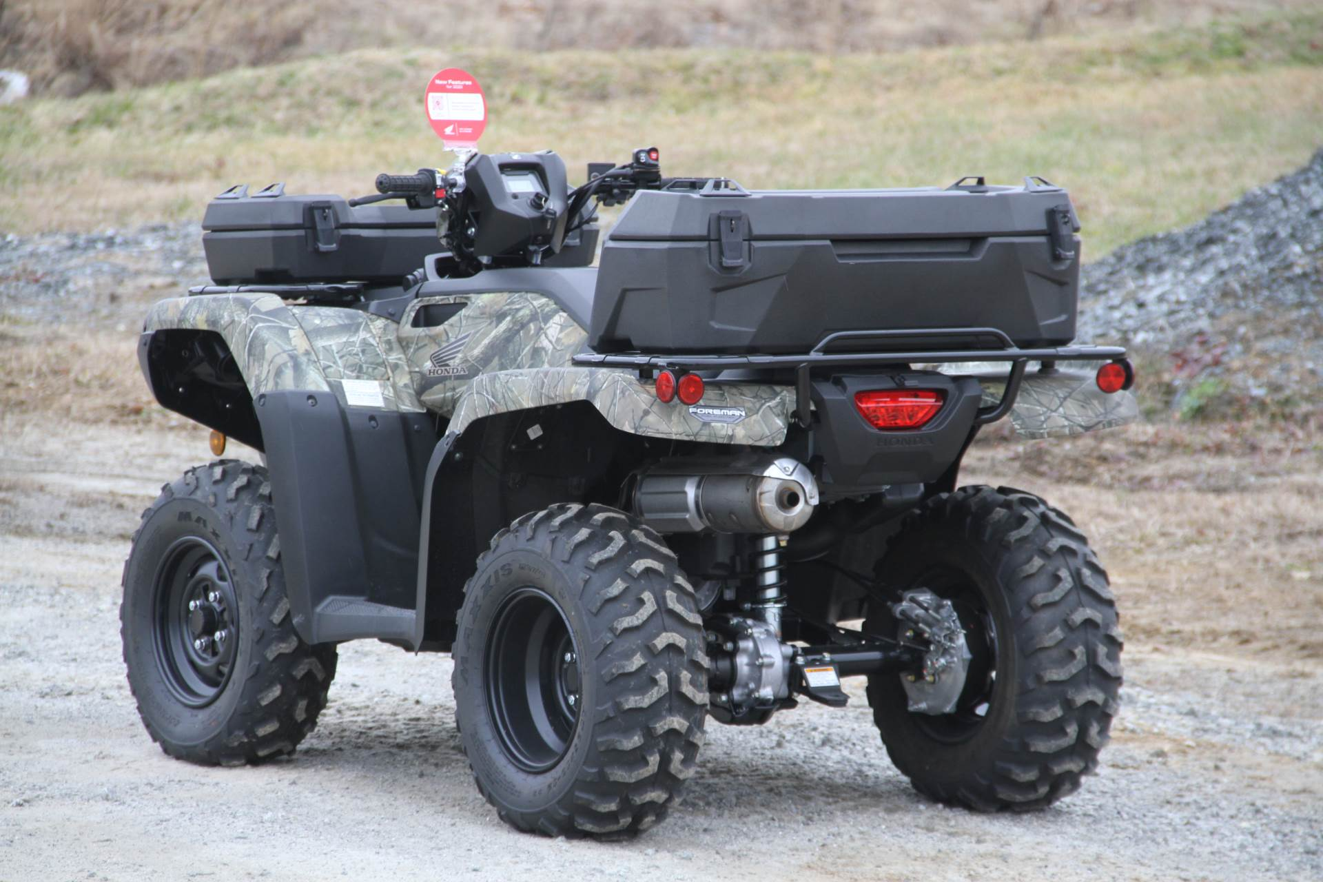 2020 Honda FourTrax Rancher 4x4 in Hendersonville, North Carolina - Photo 22